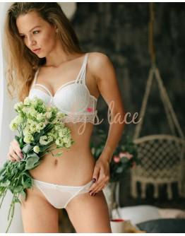 Купить Изыск белый в интернет-магазине нижнего белья Lady's Lace.