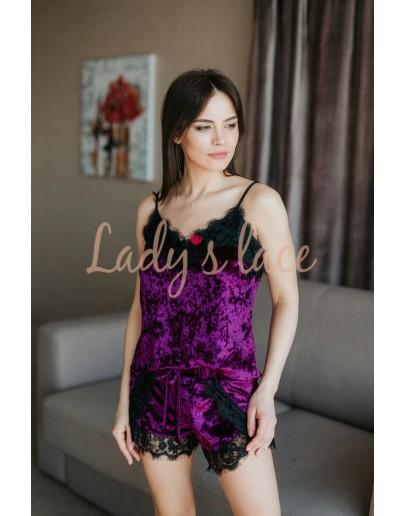 """Купить Пижама """"Glamor"""" в интернет-магазине нижнего белья Lady's Lace."""