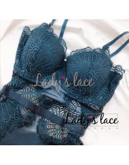 Купить Mia Зеленый в интернет-магазине нижнего белья Lady's Lace.