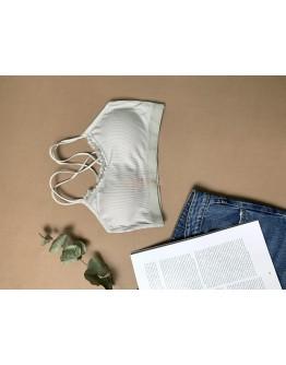 Купить Топ Shilin Серый в интернет-магазине нижнего белья Lady's Lace.