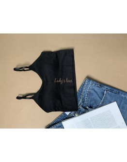 Купить Топ Ingrid Черный в интернет-магазине нижнего белья Lady's Lace.