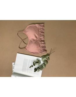 Купить Топ fashion Розовый в интернет-магазине нижнего белья Lady's Lace.