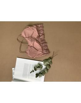 Топ fashion Розовый