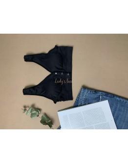 Купить Топ Siona Черный в интернет-магазине нижнего белья Lady's Lace.